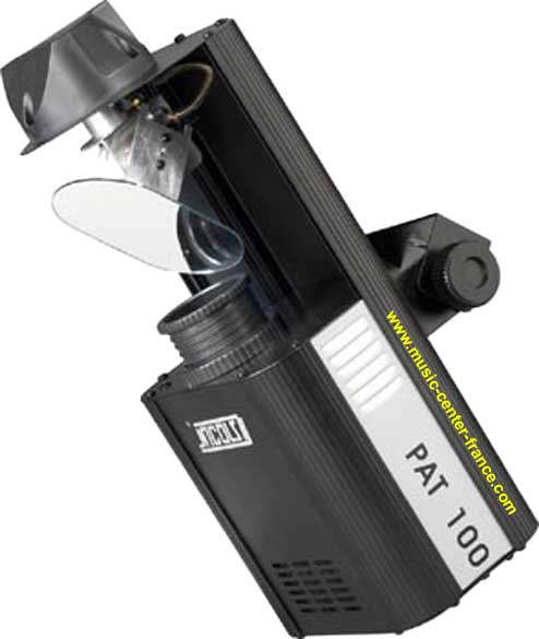 jeu de lumi re scan scanner dmx nicols pat100 pat 100 demo. Black Bedroom Furniture Sets. Home Design Ideas