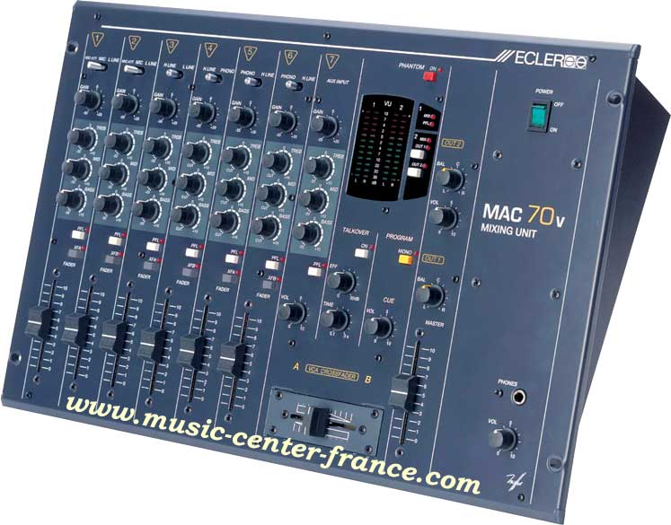 table de mixage 70 euros