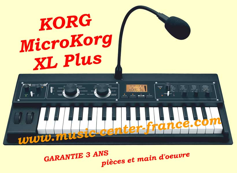 contr leur d 39 effets synth tiseur vocodeur korg mircrokorg xl plus xlplus xl animation bar. Black Bedroom Furniture Sets. Home Design Ideas