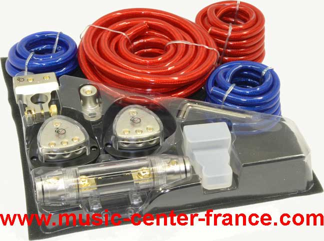 Kit alimentation ampli
