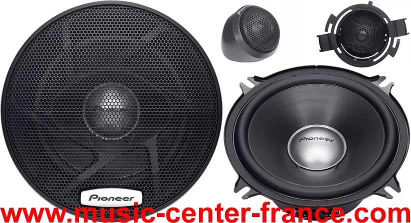 haut parleur hp kit clat pioneer ts a 131 ts e 136 ts q 131 c music center france. Black Bedroom Furniture Sets. Home Design Ideas